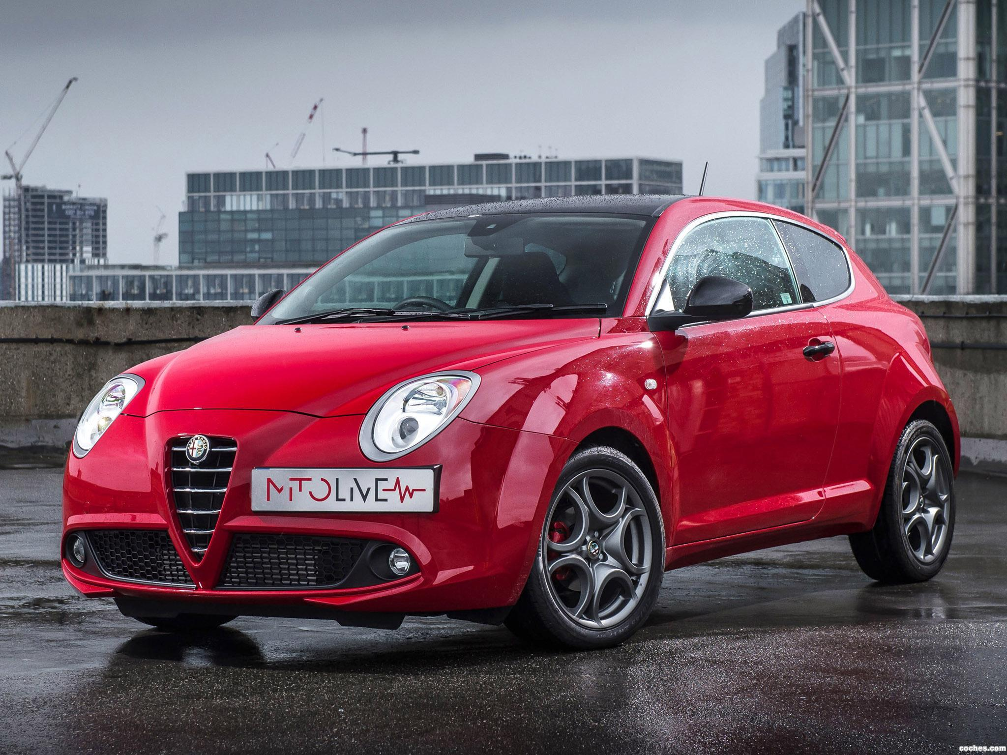 Foto 0 de Alfa Romeo MiTo Live Limited Edition UK 2013