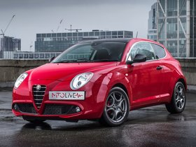 Fotos de Alfa Romeo MiTo Live Limited Edition UK 2013