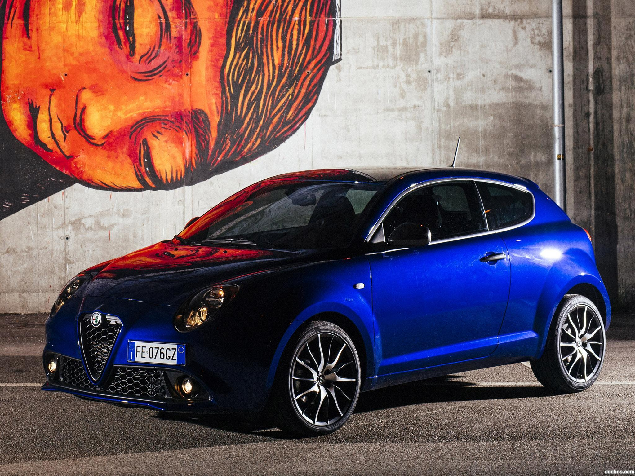 fotos de alfa romeo mito veloce 2016 foto 7. Black Bedroom Furniture Sets. Home Design Ideas