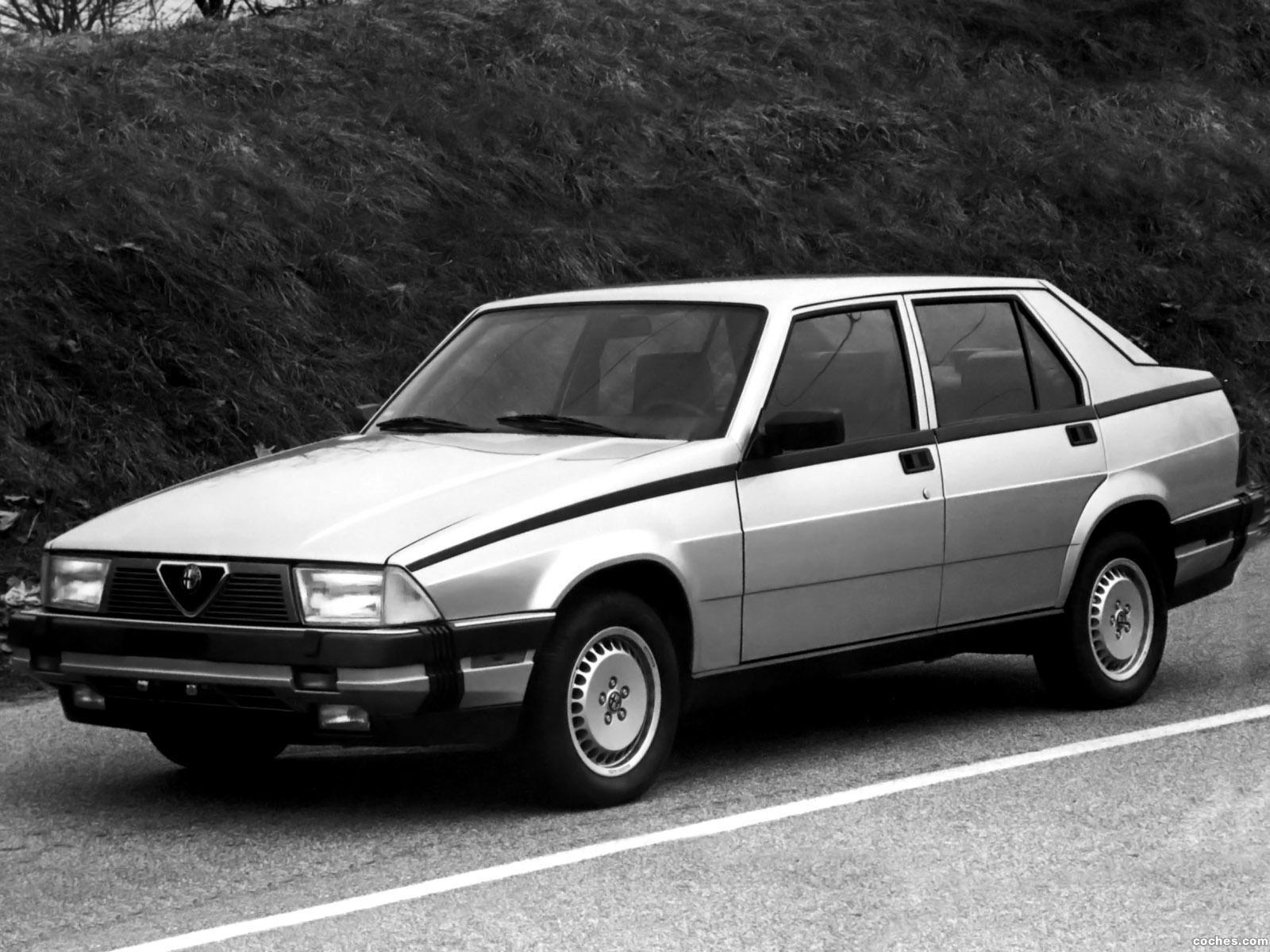 Foto 0 de Alfa Romeo Milano Type 161 1986