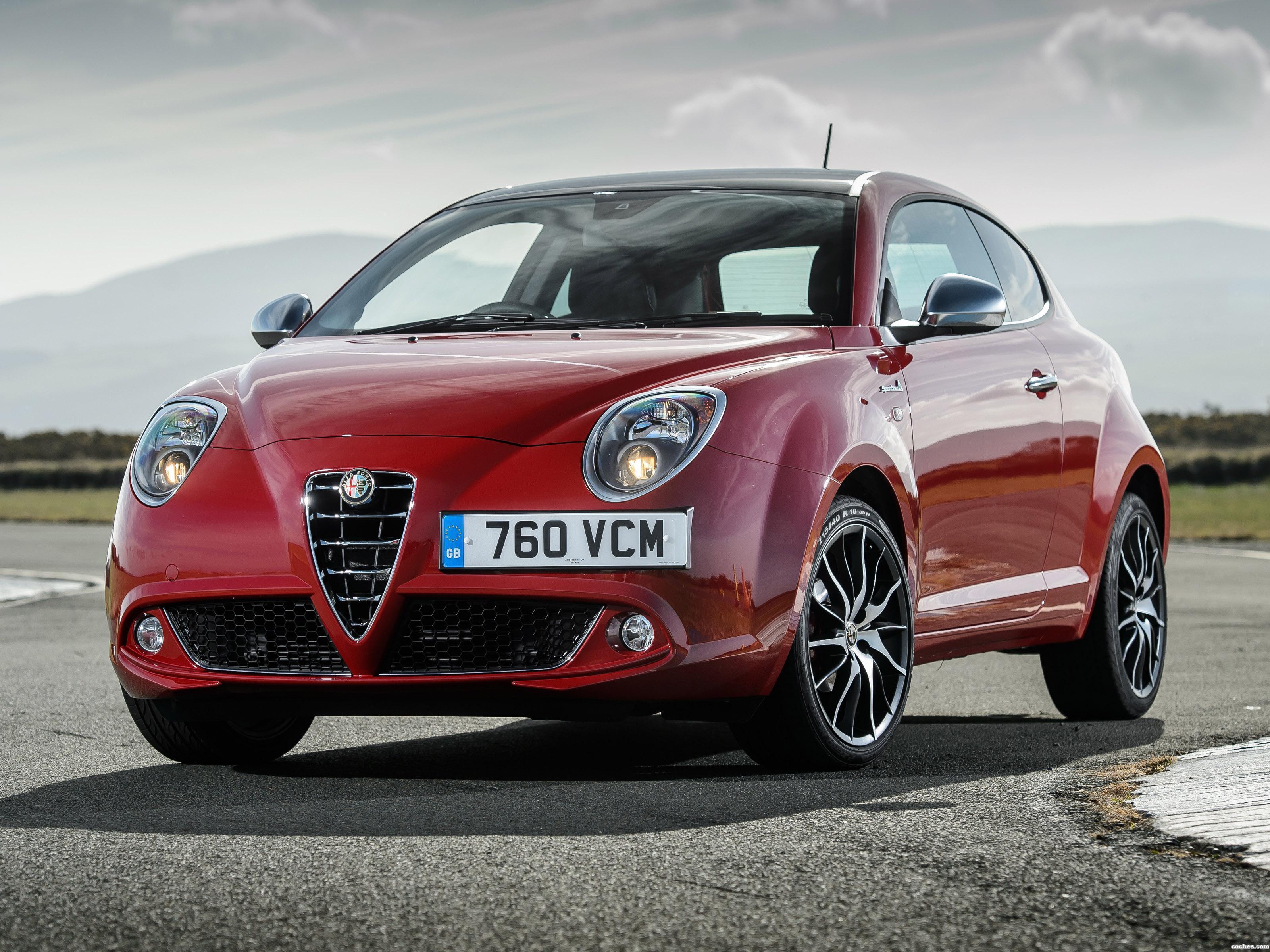 Foto 0 de Alfa Romeo Mito Sportiva UK 2013