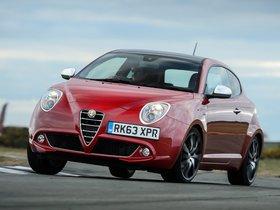 Ver foto 9 de Alfa Romeo Mito Sportiva UK 2013