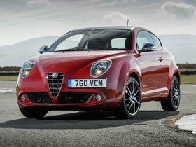 Fotos de Alfa Romeo Mito Sportiva UK 2013