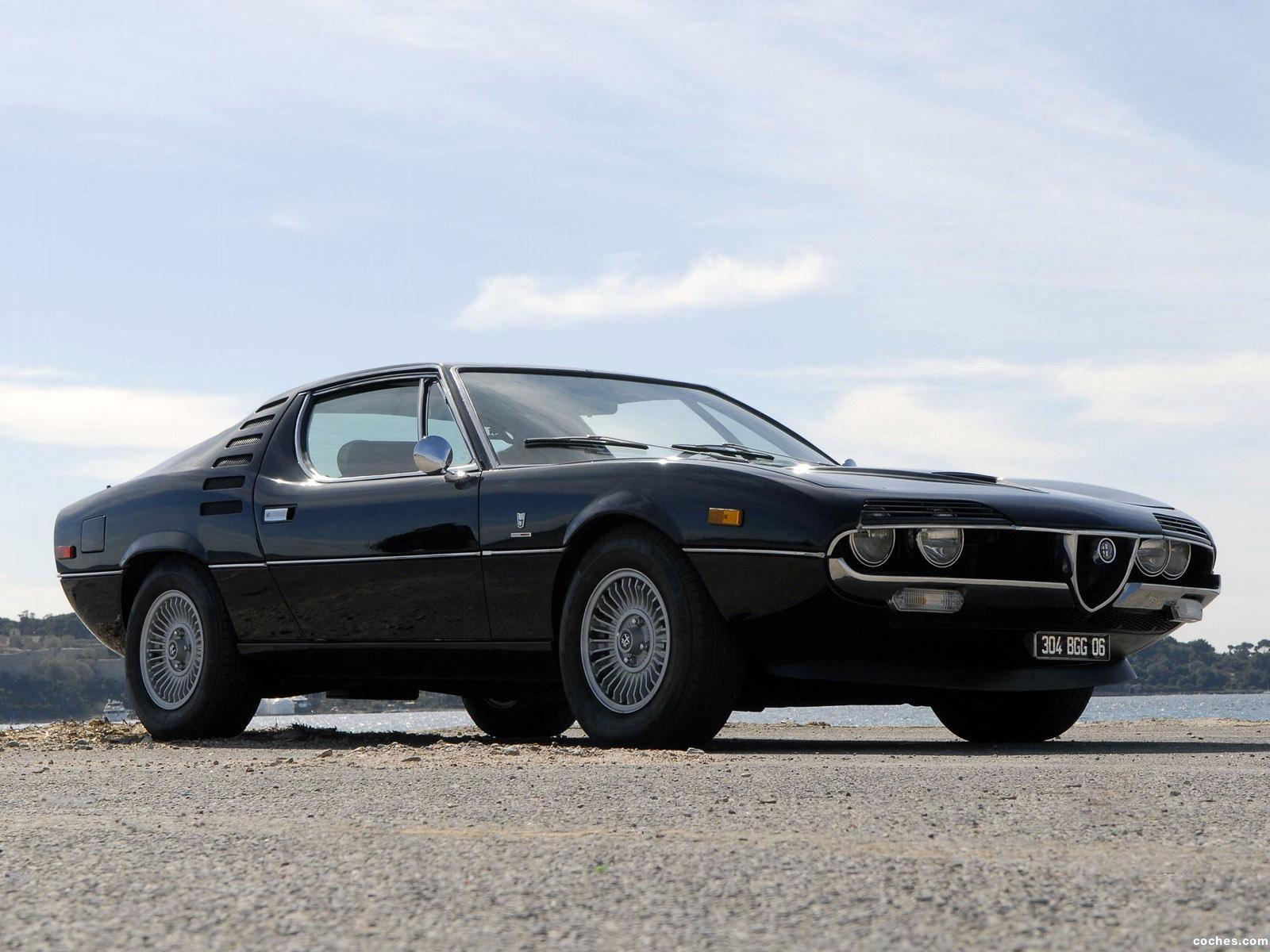 Foto 0 de Alfa Romeo Montreal 1970