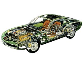 Ver foto 13 de Alfa Romeo Montreal 1970