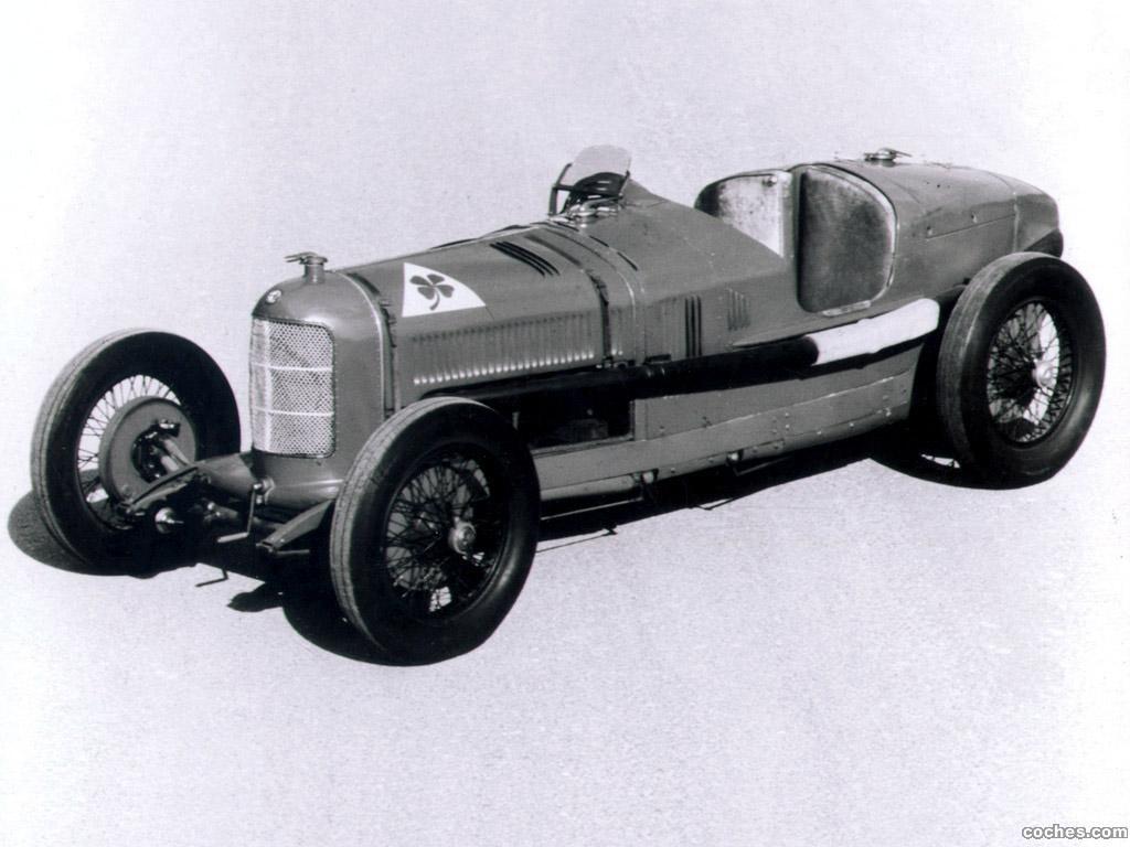 Foto 0 de Alfa Romeo P2 1924