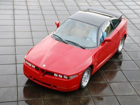 Ver foto 8 de SZ Sprint Zagato Experimental Sportscar 1989