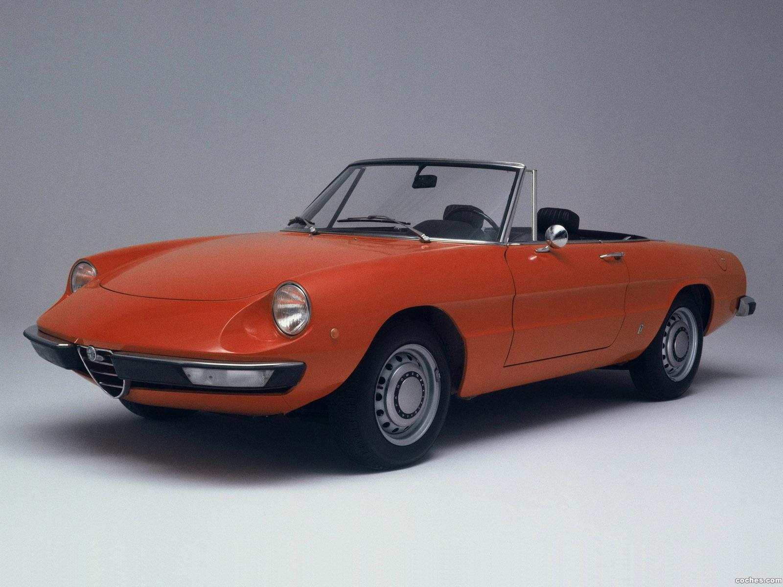 Foto 0 de Alfa Romeo Spider Serie 2 1970