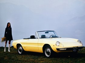Ver foto 2 de Alfa Romeo Spider Serie 2 1970
