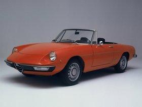 Fotos de Alfa Romeo Spider Serie 2 1970