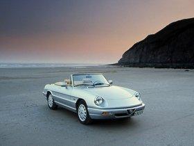 Ver foto 2 de Alfa Romeo Spider Serie 4 1990