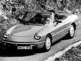 Ver foto 10 de Alfa Romeo Spider Serie 4 1990