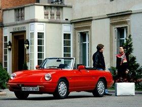 Ver foto 8 de Alfa Romeo Spider Serie 4 1990