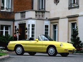 Ver foto 6 de Alfa Romeo Spider Serie 4 1990