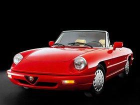 Ver foto 5 de Alfa Romeo Spider Serie 4 1990