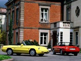 Ver foto 4 de Alfa Romeo Spider Serie 4 1990