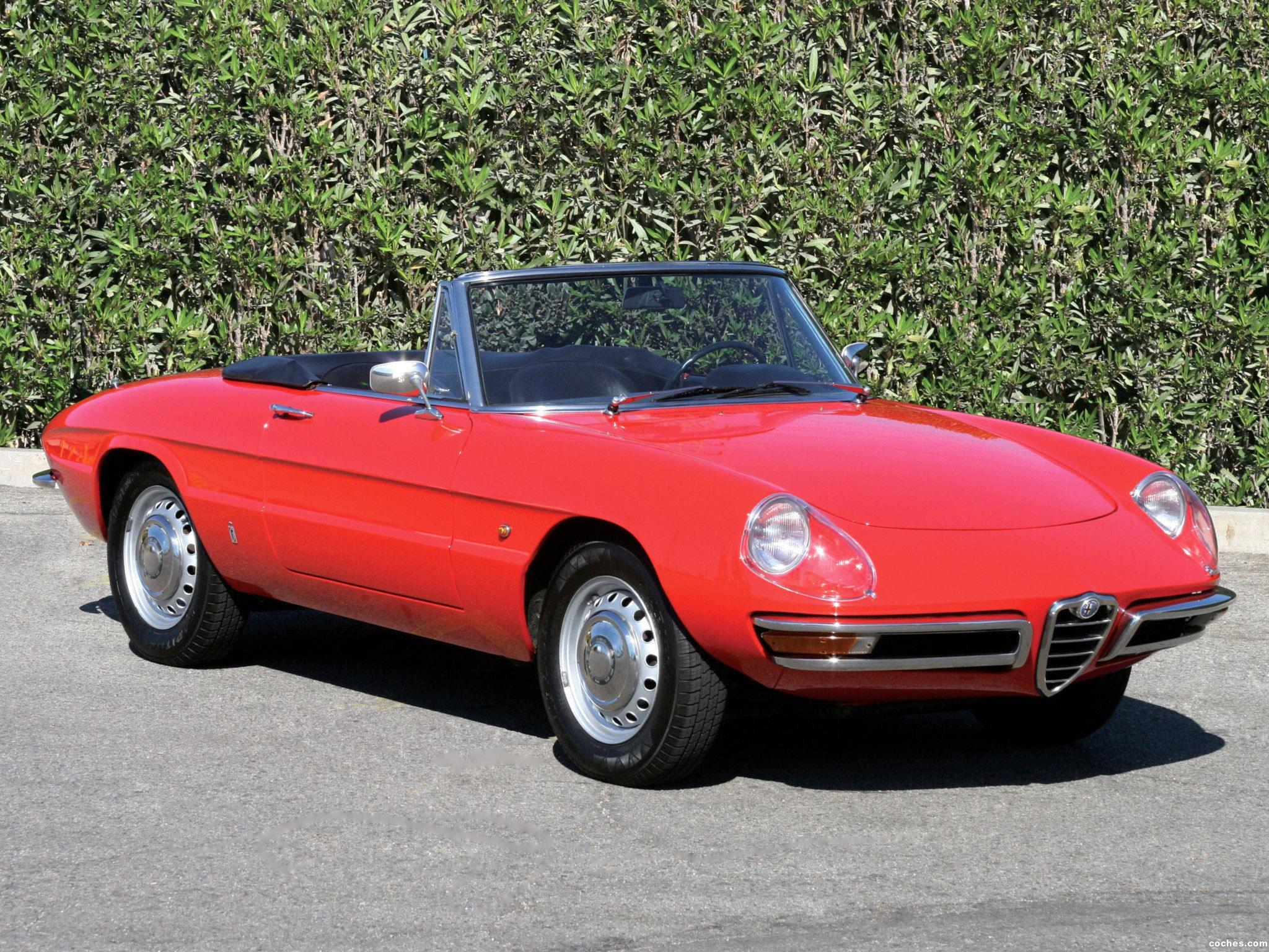 Classic alfa romeo spider for sale
