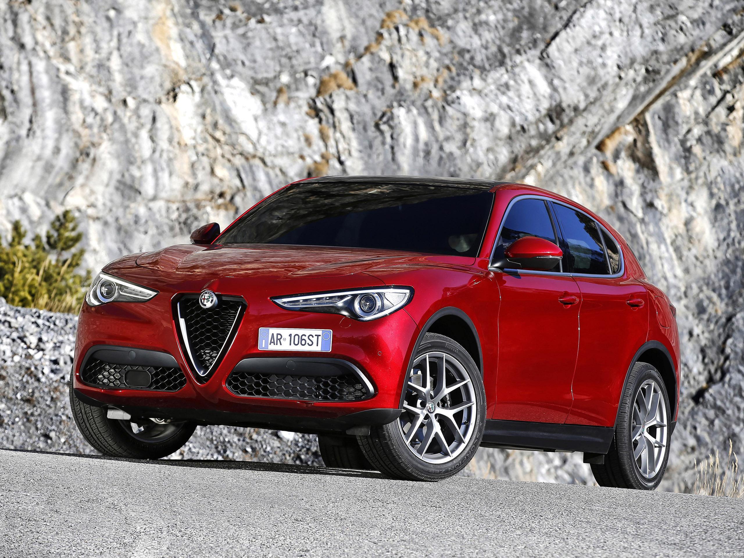 Foto 13 de Alfa Romeo Stelvio 2017