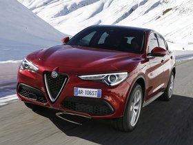 Ver foto 2 de Alfa Romeo Stelvio 2017
