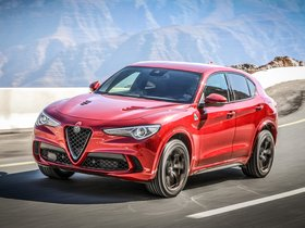 Ver foto 23 de Alfa Romeo Stelvio Quadrifoglio 2017