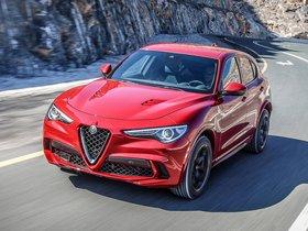 Ver foto 22 de Alfa Romeo Stelvio Quadrifoglio 2017