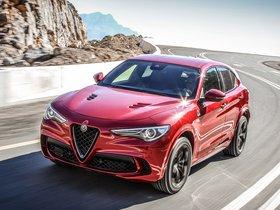 Ver foto 39 de Alfa Romeo Stelvio Quadrifoglio 2017