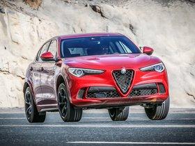 Ver foto 15 de Alfa Romeo Stelvio Quadrifoglio 2017