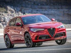 Ver foto 9 de Alfa Romeo Stelvio Quadrifoglio 2017