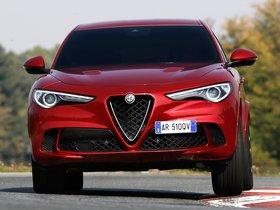 Ver foto 37 de Alfa Romeo Stelvio Quadrifoglio 2017