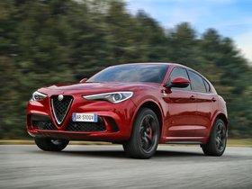 Ver foto 35 de Alfa Romeo Stelvio Quadrifoglio 2017
