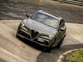 Ver foto 4 de Alfa Romeo Stelvio Quadrifoglio NRING 2018