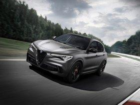 Ver foto 1 de Alfa Romeo Stelvio Quadrifoglio NRING 2018
