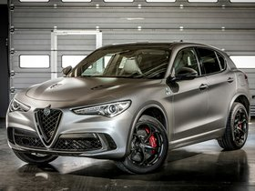 Ver foto 7 de Alfa Romeo Stelvio Quadrifoglio NRING 2018