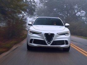 Ver foto 27 de Alfa Romeo Stelvio Quadrifoglio USA 2018