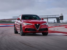 Ver foto 24 de Alfa Romeo Stelvio Quadrifoglio USA 2018
