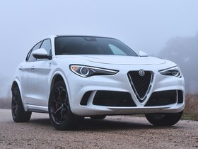 Ver foto 23 de Alfa Romeo Stelvio Quadrifoglio USA 2018