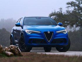 Ver foto 19 de Alfa Romeo Stelvio Quadrifoglio USA 2018