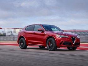 Ver foto 15 de Alfa Romeo Stelvio Quadrifoglio USA 2018