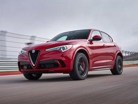 Ver foto 13 de Alfa Romeo Stelvio Quadrifoglio USA 2018