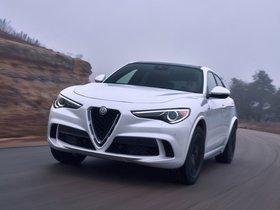 Ver foto 11 de Alfa Romeo Stelvio Quadrifoglio USA 2018