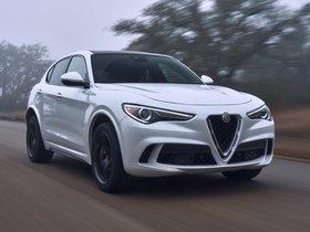 Ver foto 7 de Alfa Romeo Stelvio Quadrifoglio USA 2018