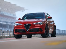 Ver foto 6 de Alfa Romeo Stelvio Quadrifoglio USA 2018