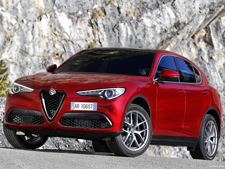 Foto 0 de Alfa Romeo Stelvio 2017