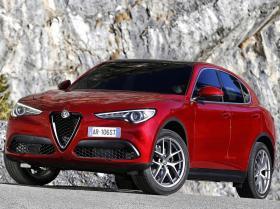 Ver foto 1 de Alfa Romeo Stelvio 2017