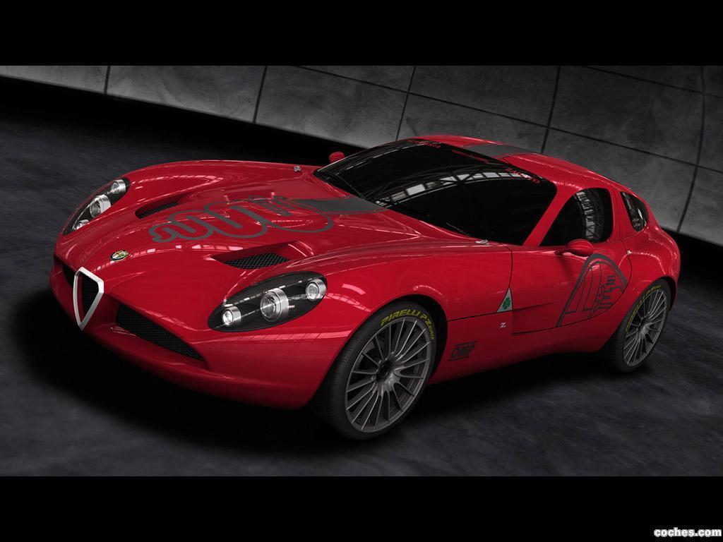 Foto 0 de TZ3 Corsa Race Car by Zagato 2010