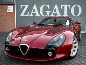 Ver foto 2 de Alfa Romeo TZ3 Zagato Stradale 2011