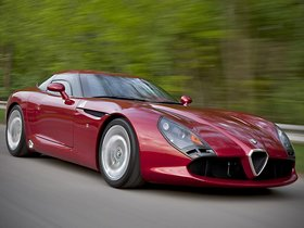 Ver foto 21 de Alfa Romeo TZ3 Zagato Stradale 2011