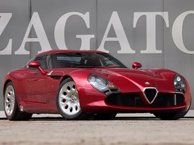 Ver foto 17 de Alfa Romeo TZ3 Zagato Stradale 2011