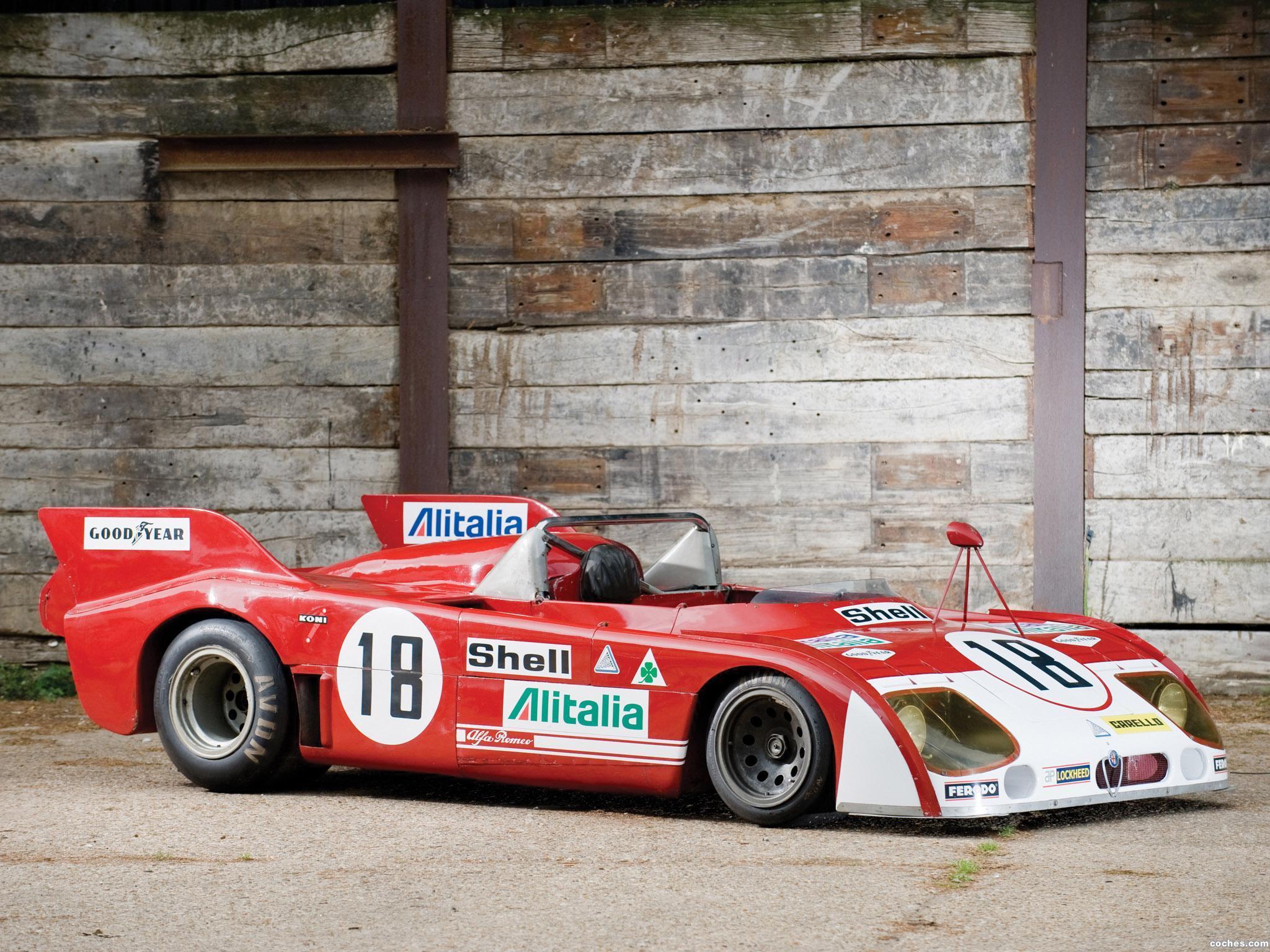 Foto 0 de Tipo 33 TT3 1972