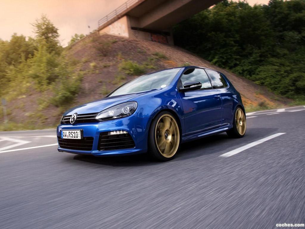 Foto 0 de Volkswagen Alpha-n Golf R 2013